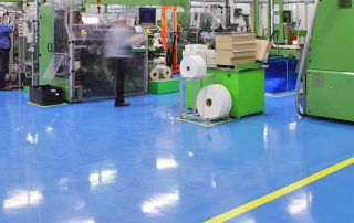 Clean Your Industrial Epoxy Floor